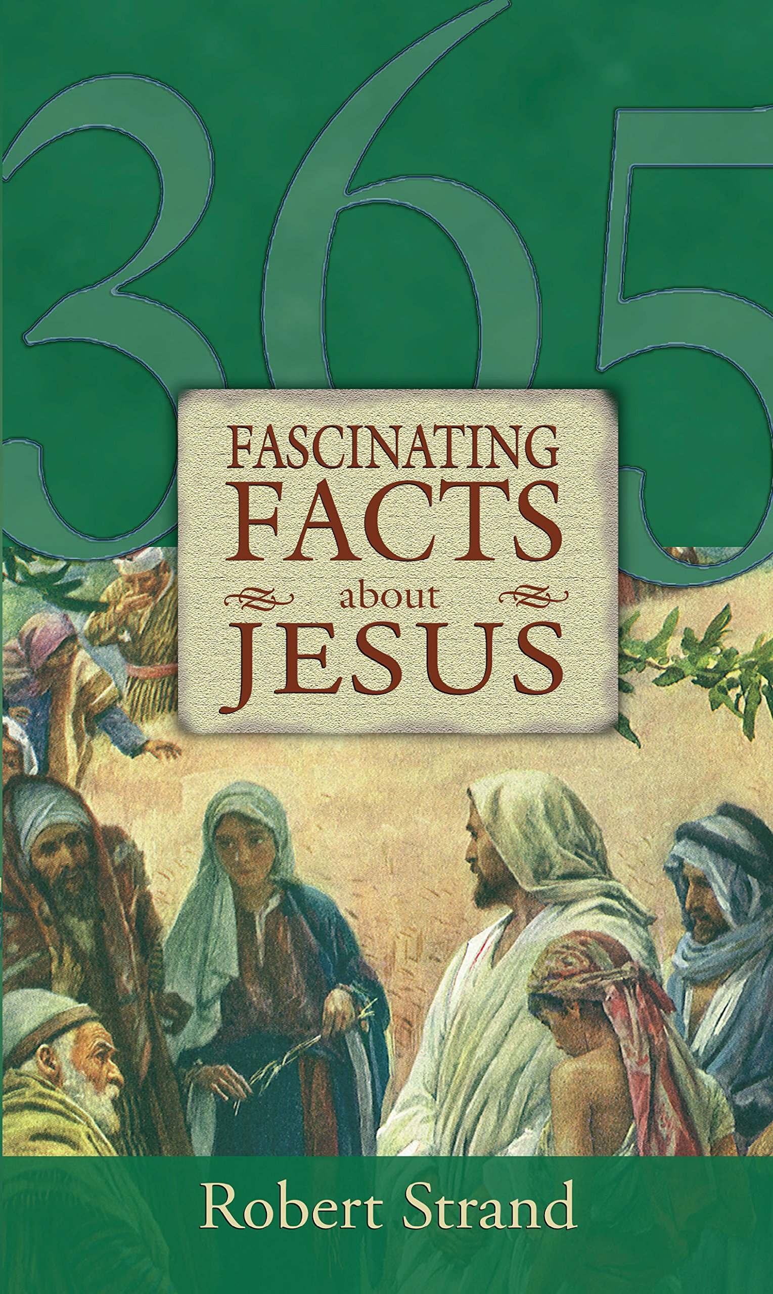Read Online 365 Fascinating Facts about Jesus PDF