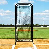 """Envío Gratuito * 50/' Béisbol//Softball pierna recta jaula de bateo 1/"""" Accesorios sólo"""