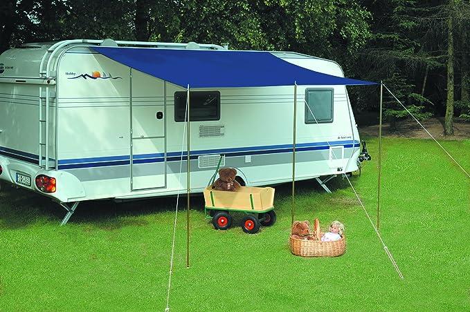 Euro Trail Sonnendach Playa - Tienda de campaña iglú, Talla única: Amazon.es: Coche y moto