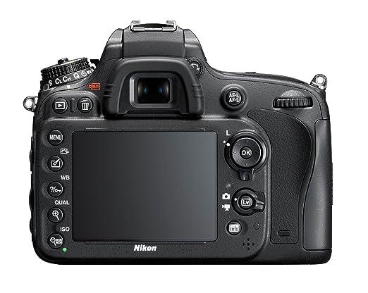 Nikon D600 - Cámara réflex Digital de 24.3 MP (Pantalla 3 ...