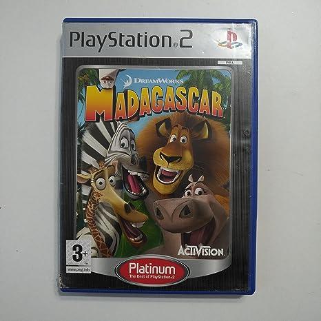 Activision Madagascar Platinum, PS2 - Juego (PS2, PlayStation 2, Acción / Aventura, E10 + (Everyone 10 +)): Amazon.es: Videojuegos