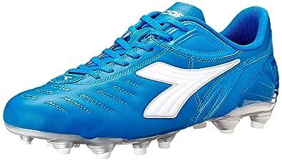 1268a7f7 Diadora Soccer Men's Maracana L Soccer Shoe, Royal/White, 7.5 M US ...