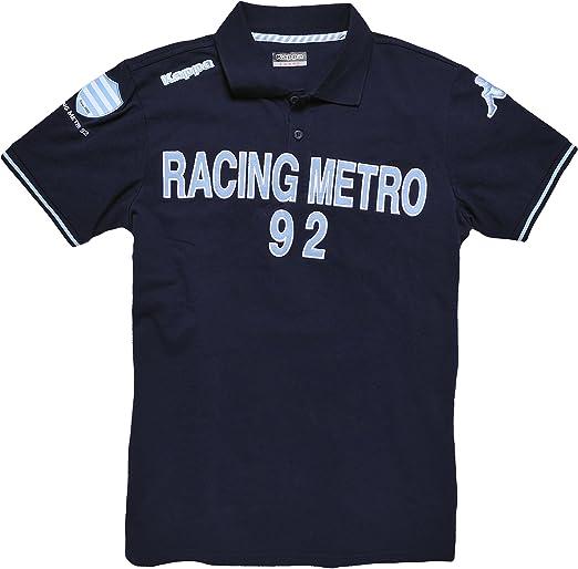 Polo Rugby – Colección oficial – Racing Metro 92 – Kappa – Top 14 ...