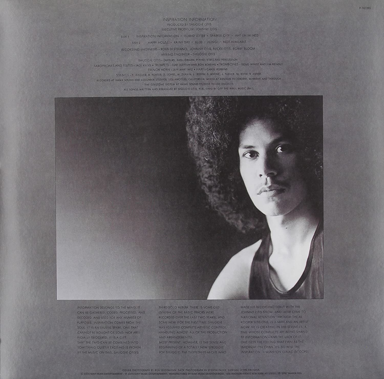 Shuggie otis   inspiration information (180 gram vinyl)   amazon ...