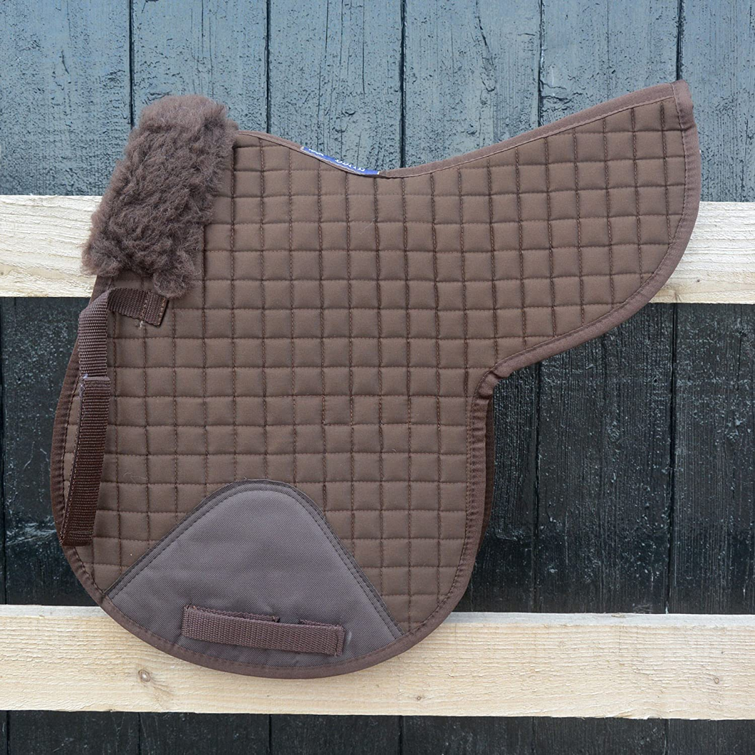 Derby House Elite Numnah Pony Brown