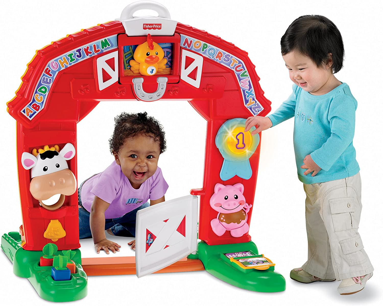 Top 7 Best Fisher-Price Laugh & Learn Reviews in 2020 7