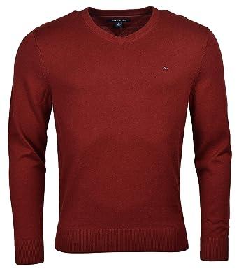 6de083a4c6ac Tommy Hilfiger Mens Pima Cotton Cashmere Sweater at Amazon Men s ...