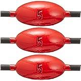 フジワラ(FUJIWARA) パイプシンカー 5号 赤
