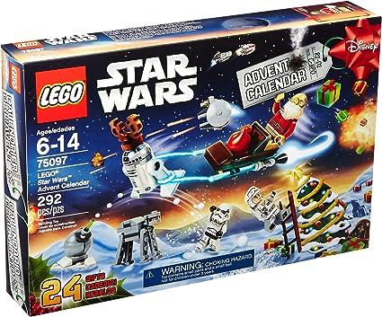 Lego Star Wars Advent Calendar 2015 Star Wars All 7 Minifigures