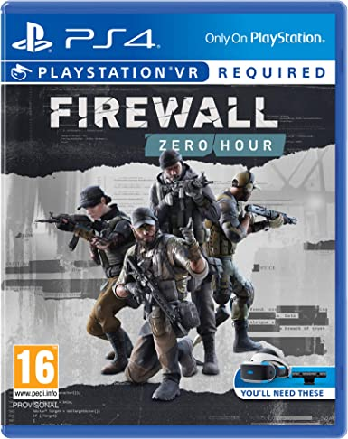 Firewall Zero Hour - PlayStation 4 [Importación italiana]: Amazon ...