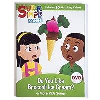 Do You Like Broccoli Ice Cream? & More Kids Songs - DVD