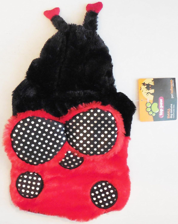Promoción por tiempo limitado Top Paw XS diseño de mariquita disfraz de perro