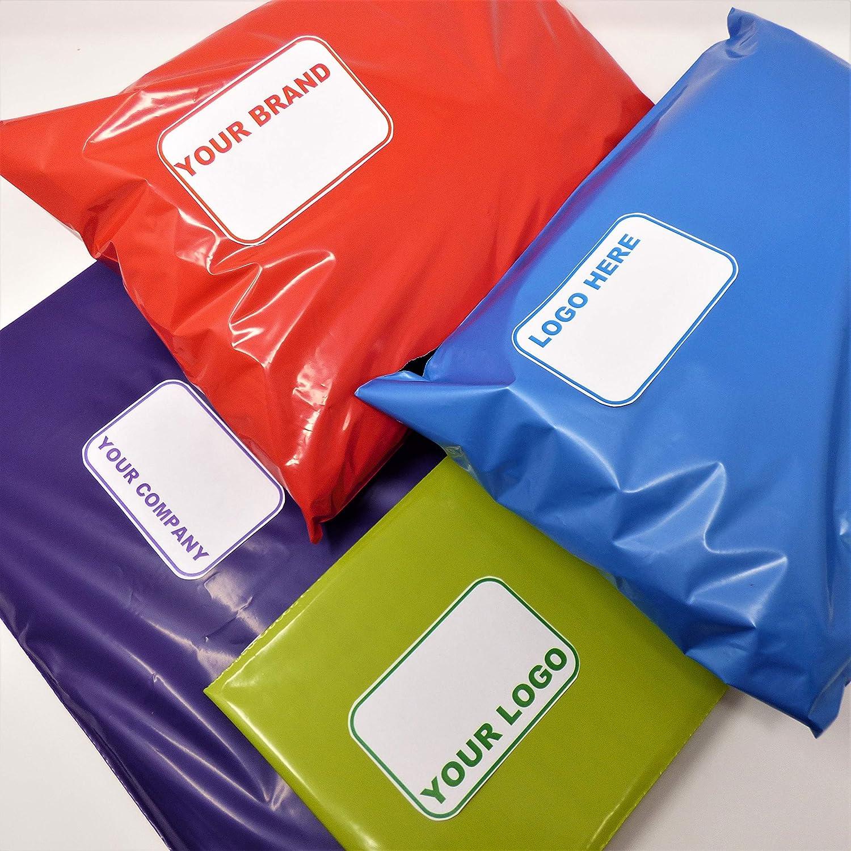 Blue Label Sacs postaux en poly/éthyl/ène color/é 350 x 250 rose