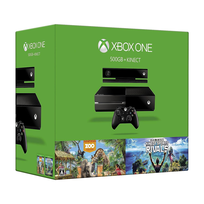 Xbox One 500GB + Kinect (7UV-00262) B01KWYZZUI