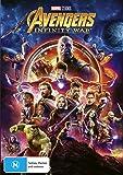 Avengers: Infinity War (DVD)