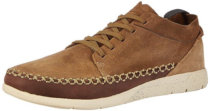 Boxfresh Herren Rudiment CH WXD SDE/Lea Kelp/Dk BRN Sneaker