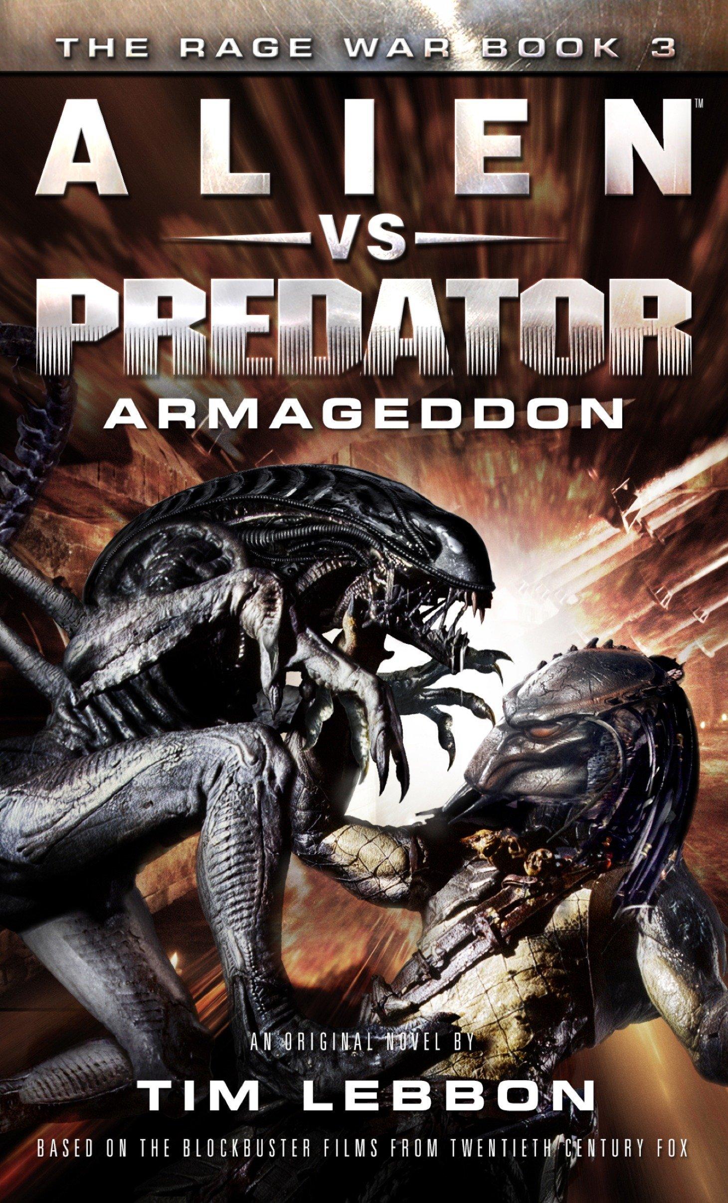 Alien vs. Predator: Armageddon: The Rage War 3 pdf