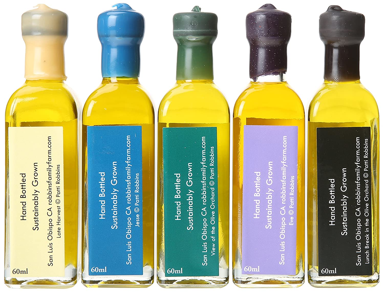 Amazon.com : Olive Oil Gift Set : Gourmet Gift Items : Grocery ...