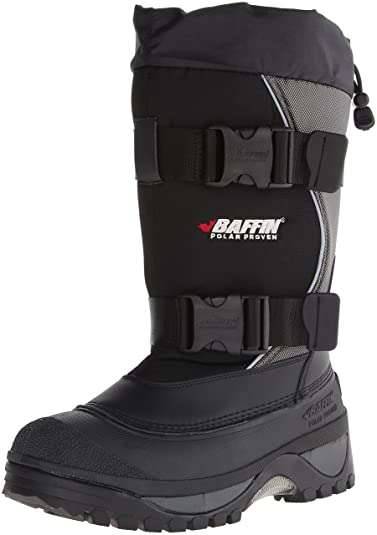 d504fa3e98b85 Baffin Men s Wolf Snow Boot