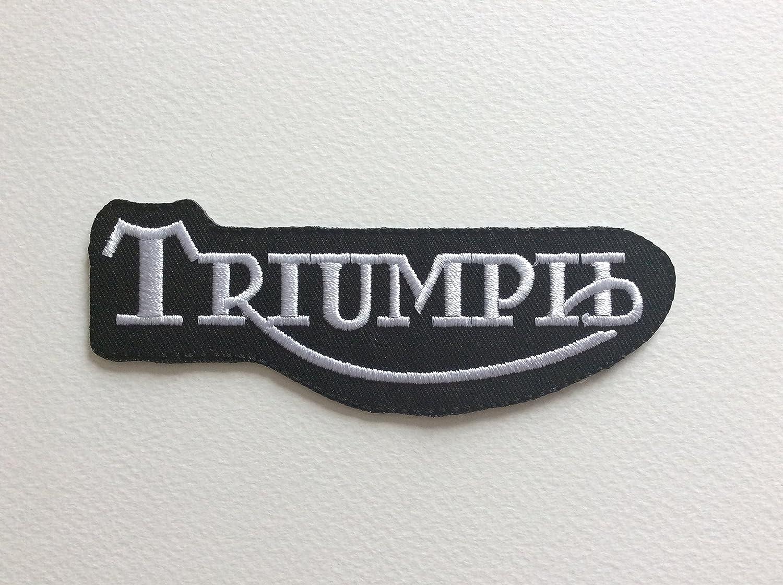 Patches aufnaher Toppa –  Triumph –  termoadhesiva BLUE HAWAI