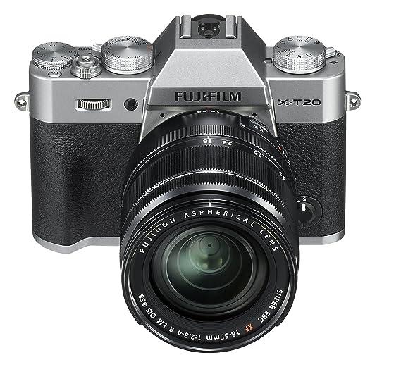 Cámara Fujifilm X-T3