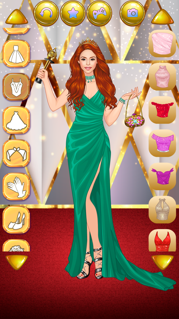 Amazoncom Actress Dress Up Covet Fashion Appstore For Android