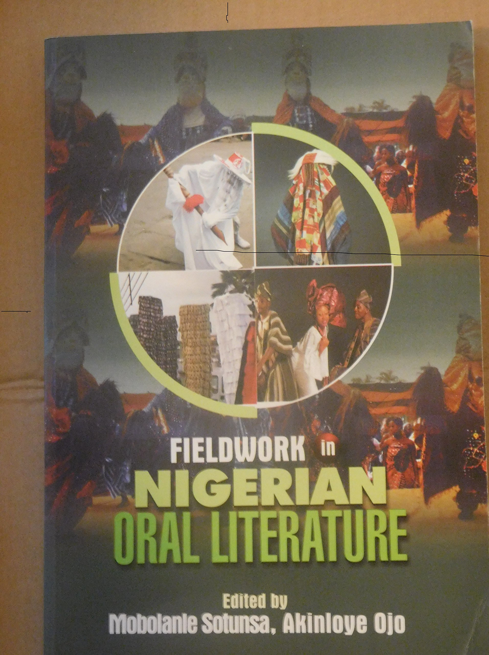 Download Fieldwork in Nigerian Oral Literature pdf