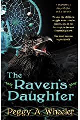 The Raven's Daughter Kindle Edition