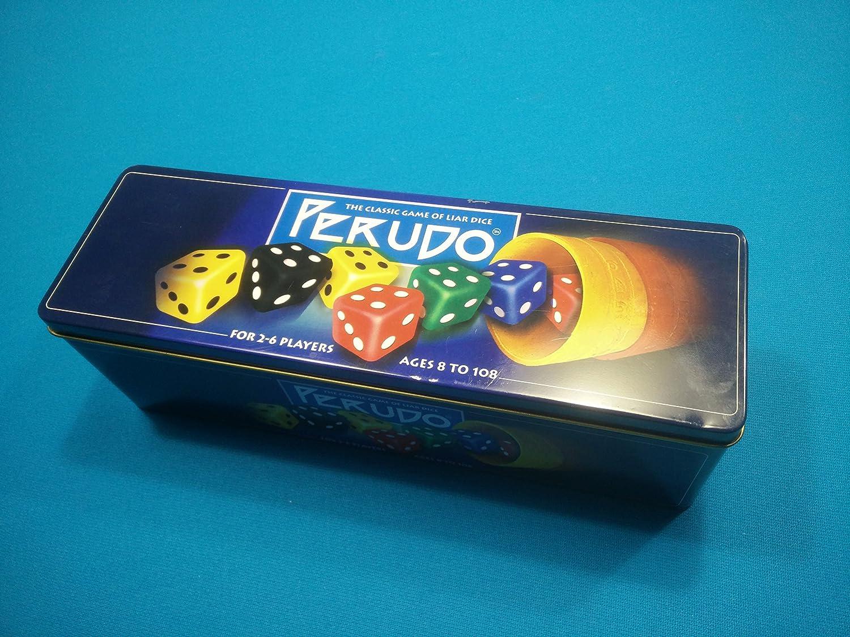 Paul Lamond Perudo - Juego Perudo en Lata: Amazon.es: Juguetes y ...