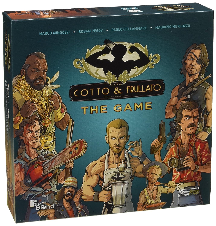 COTTO /& FRULLATO THE GAME IL GIOCO DA TAVOLO MAGIC PRESS