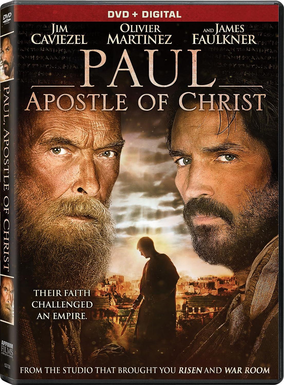Amazon.com: Paul, Apostle of Christ: Jim Caviezel, Olivier ...