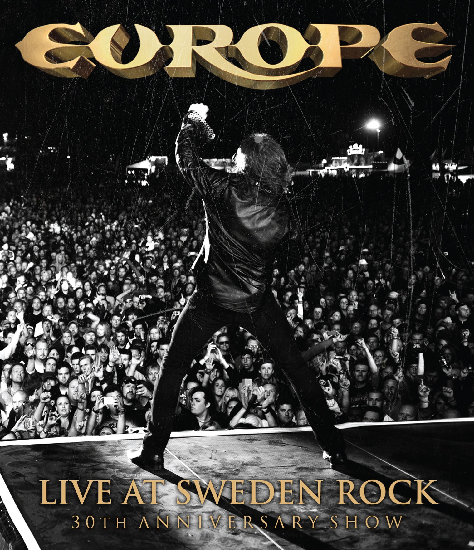 Blu-ray : Europe - 30th Anniversary Live (Blu-ray)