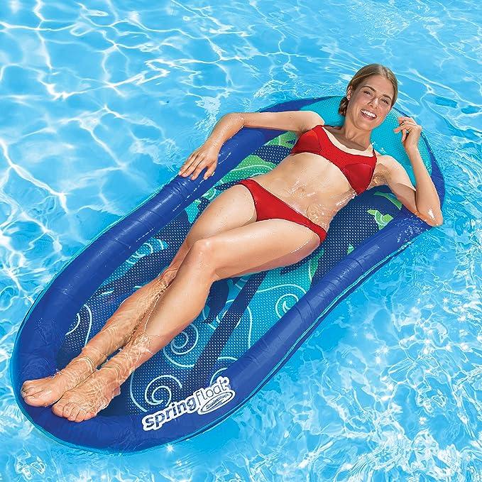 Sport & Outdoor Lime & Aqua Swimways 6045237 Original Spring ...
