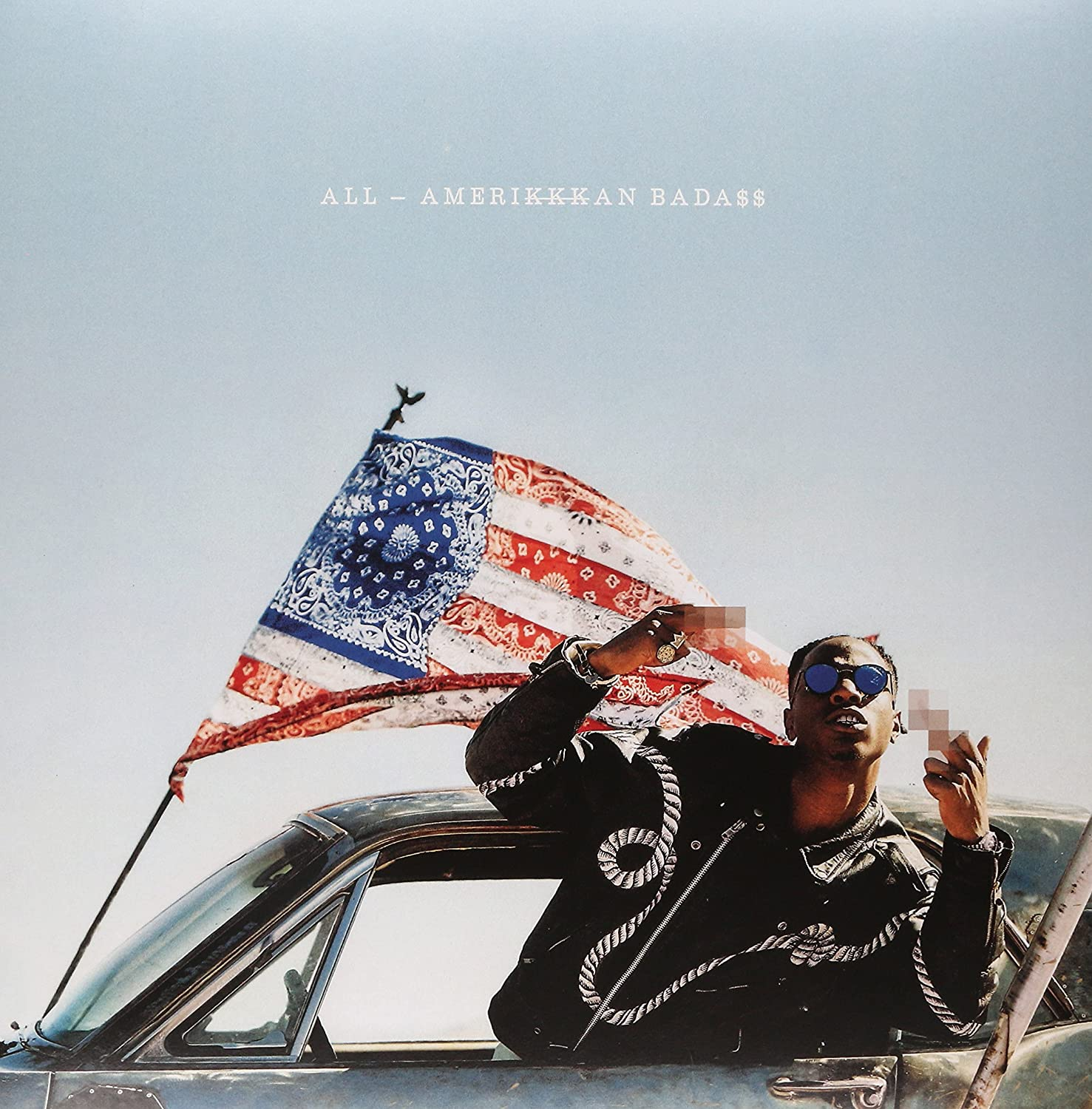 9b17997eb All-Amerikkkan Badass  VINYL   Amazon.co.uk  Music