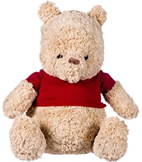Posh Paws 37488 Disney Christopher Robin Large Winnie the Pooh Soft Toy