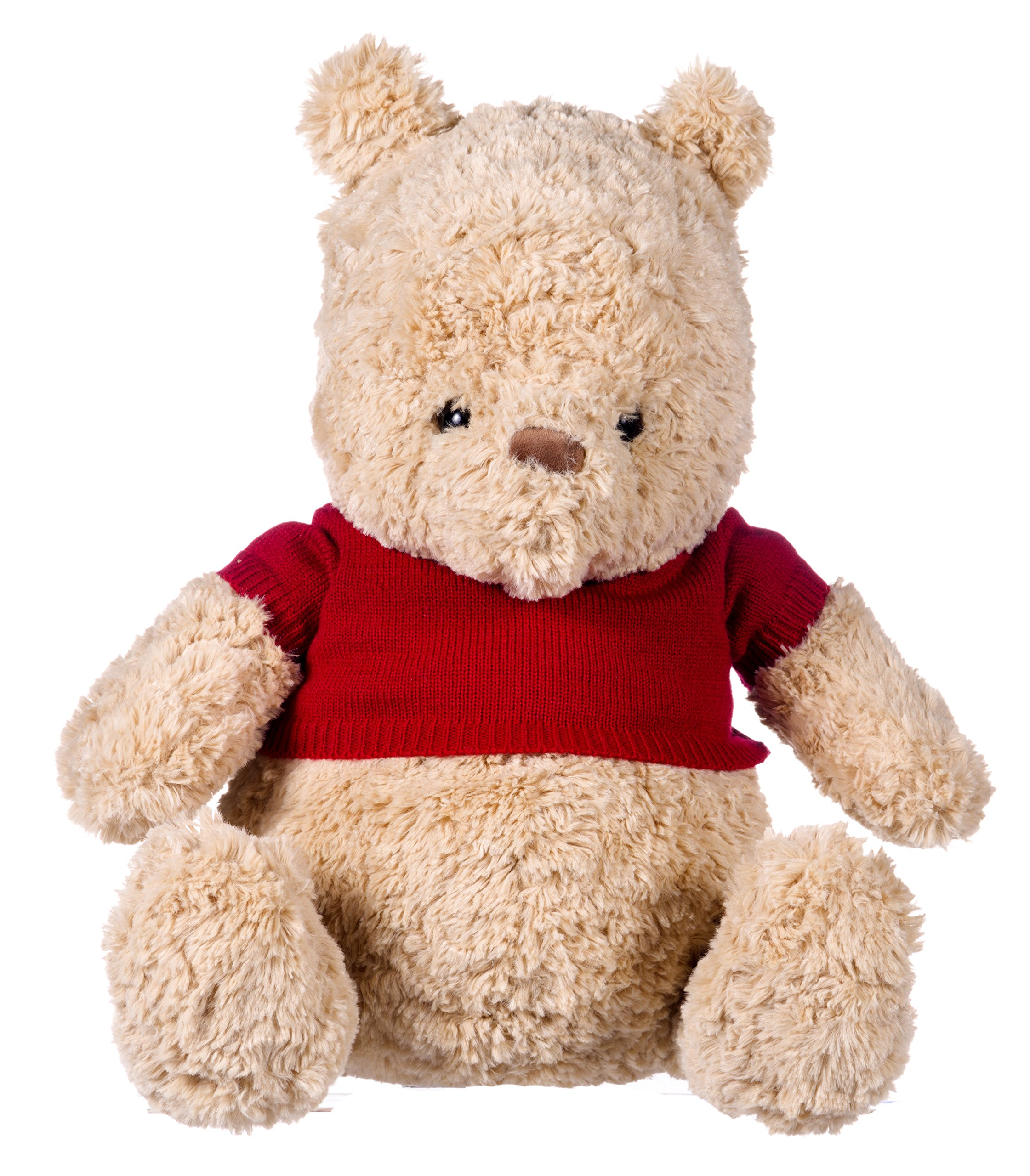 Disney Christopher Robin Collection Large Winnie The Pooh Soft Toy - 50cm by Posh Paws