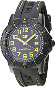 CAT Dress Watch For Men Analog Rubber - PV.161.21.117