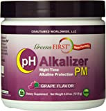 Greens First pH Alkaline Protection Supplement, Grape Flavor, 4.29 Ounce
