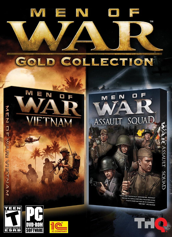 Men of War: Assault Squad/Vietnam Gold Bundle (輸入版) B0067G555G Parent