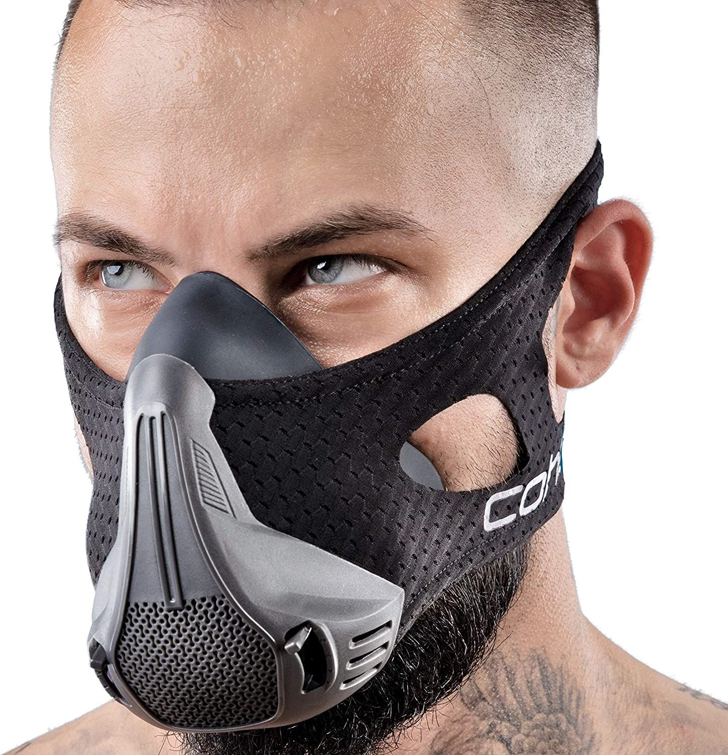 Workout Mask For Running Sport Fitness FREE 5 Filters