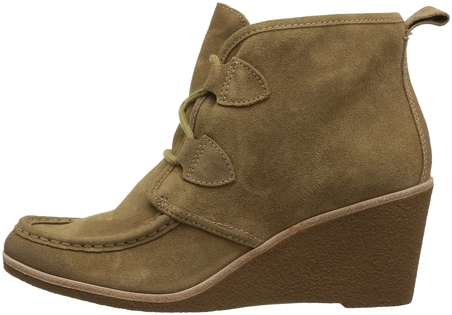 G.H. Bass & Co.. Women's Rosa Chukka Boot B072357XS2 9.5 B(M) US|Camel