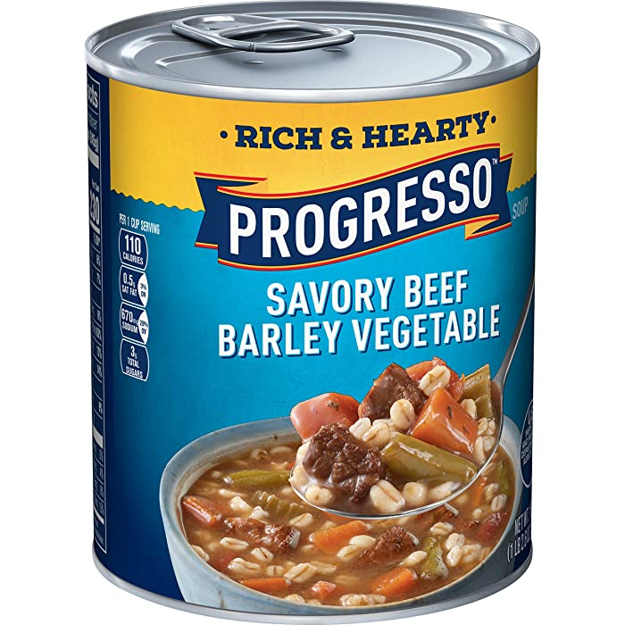Top 10 Food Soup Progrosso