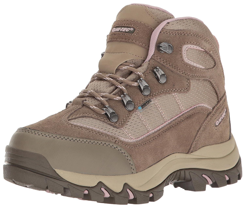 Hi-Tec Women's Skamania Waterproof Hiking Boot B01HNL6Z6G 9 D US|Taupe/Dune/Violet Ice