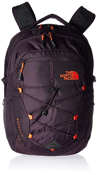 The North Face Womens Womens Borealis Galaxy Purple/Fire Brick Red ...