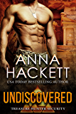 Undiscovered (Treasure Hunter Security Book 1)