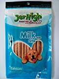 JerHigh Milk Stix Dog Treats, 100 g