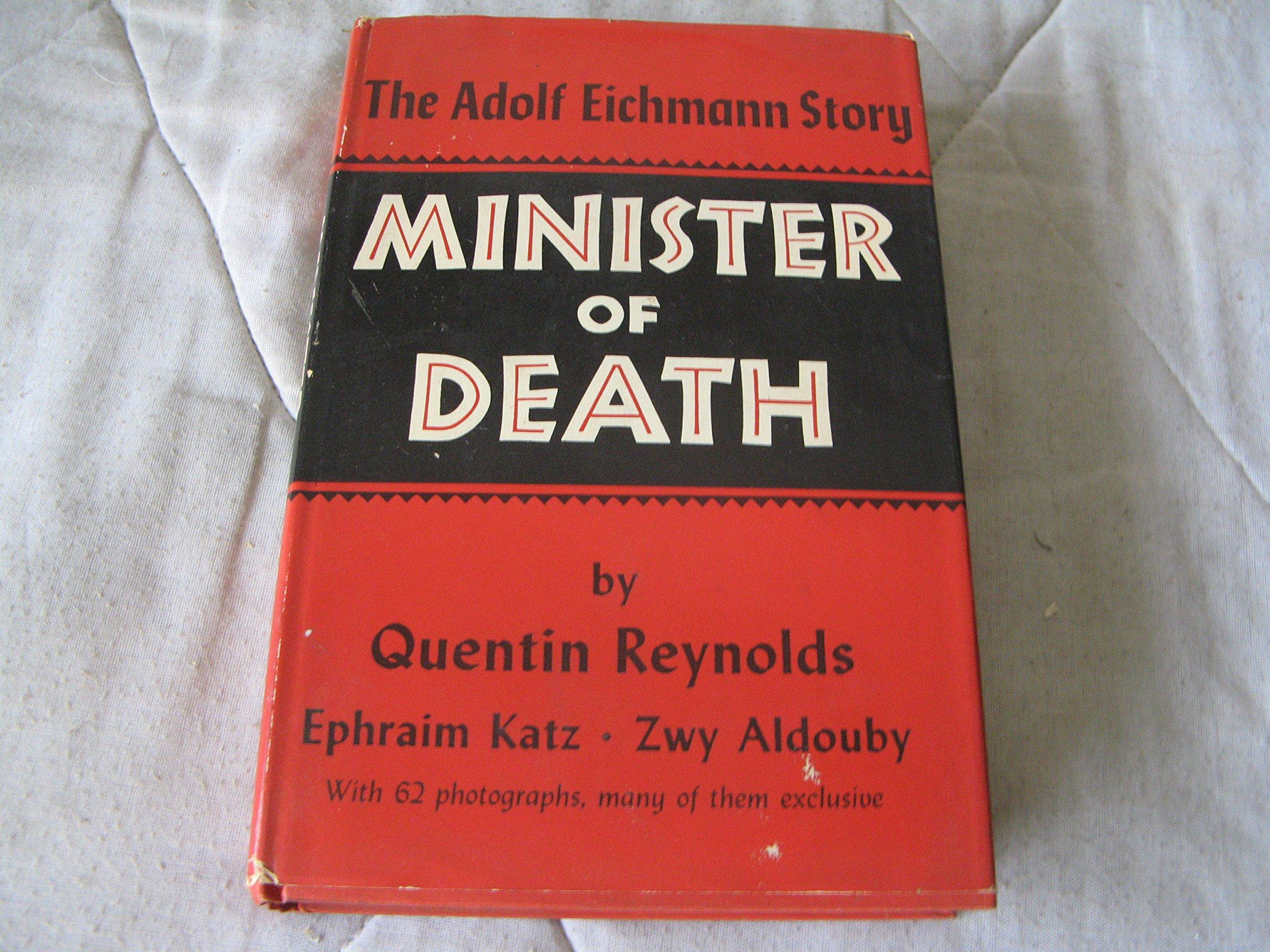 Minister of Death: The Adolf Eichmann Story
