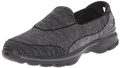 Super Amazon Chaussures Skechers Femme 3 de Walk Tennis 3 Sock Go qqtHvx7