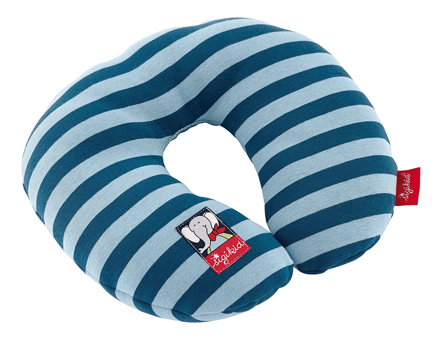 Sigikid Schnuggi Neck Pillow (25 x 25 x 6 cm) 40833