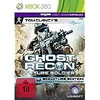 Tom Clancy's Ghost Recon: Future Soldier - Signature Edition [Importación alemana]